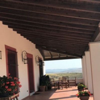 Obra rural en Belalcazar